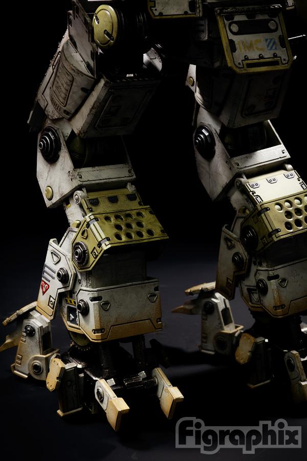 ThreeZero Titanfall Atlas