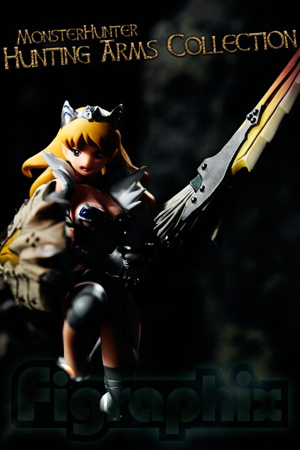 モンスターハンター狩猟武器コレクションVol.3 セイバートゥース天