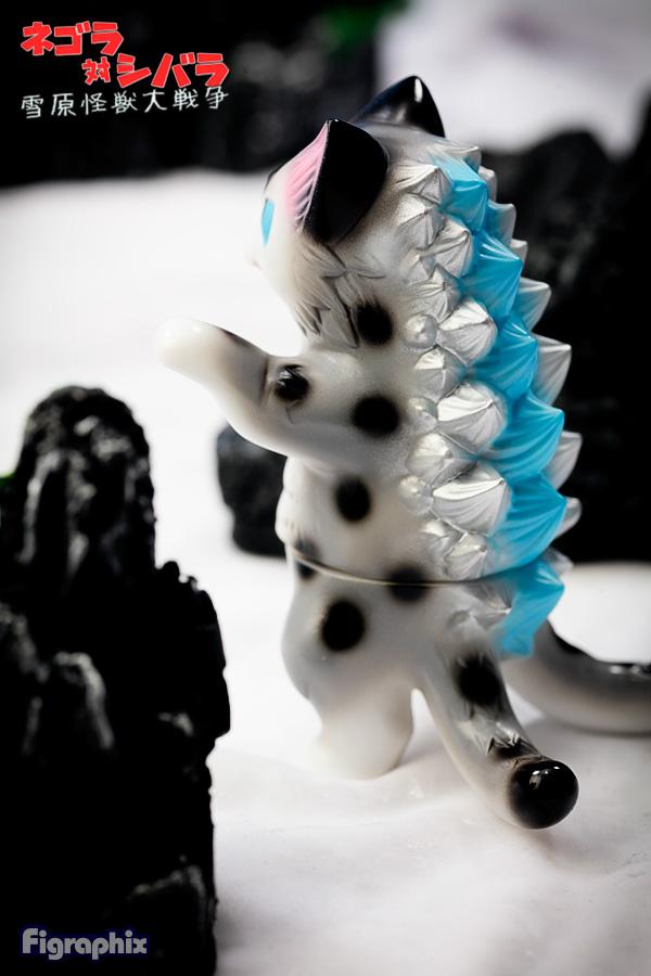 ネゴラ対シバラ 雪原怪獣大戦争