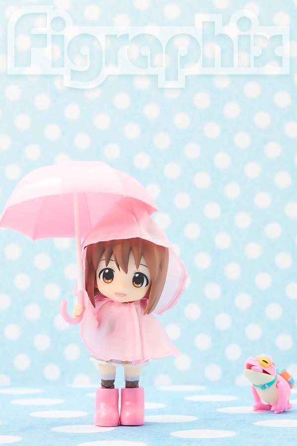 コトブキヤ キューポッシュえくすとら 雨の日セット