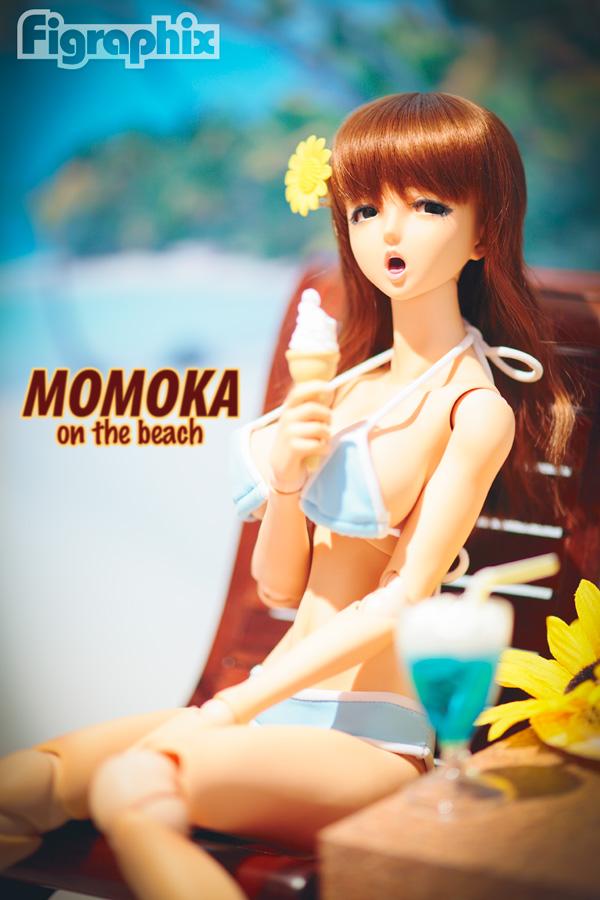PinkDrops MOMOKA