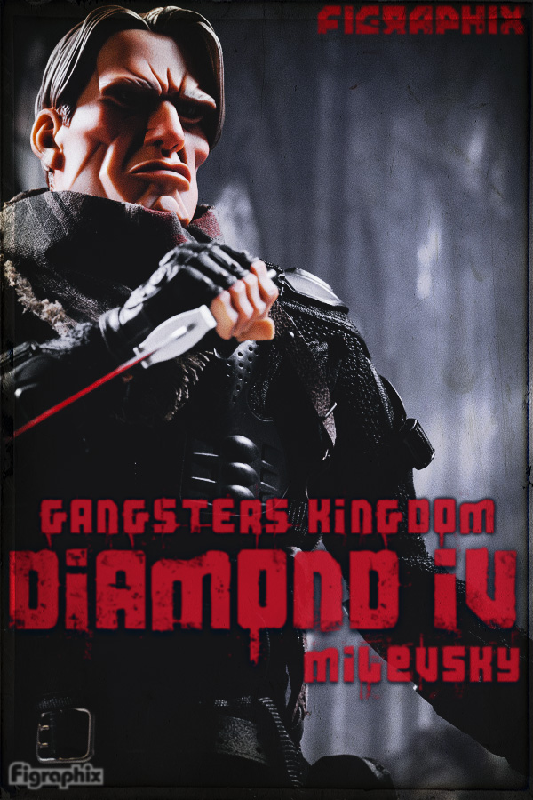 DAMTOYS GANGSTERS KINGDOM DIAMOND IV
