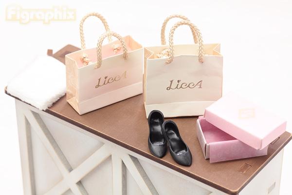 LiccA スタイリッシュドールコレクション オリーブペプラムスタイル