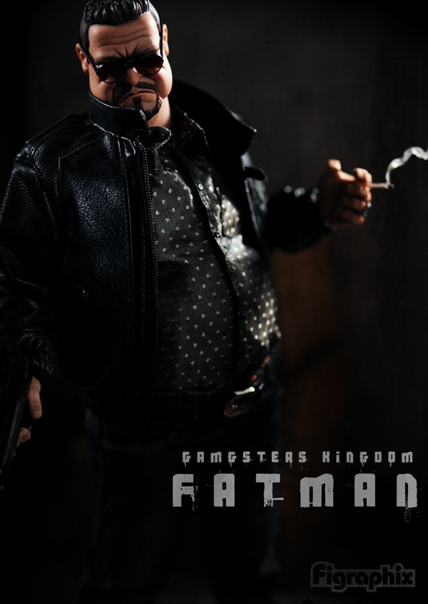 DAMTOYS GANGSTERS KINGDOM FATMAN MARSHALL