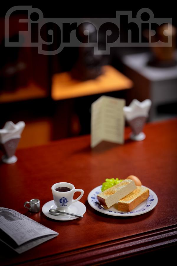 リーメント 街角のレトロ喫茶店