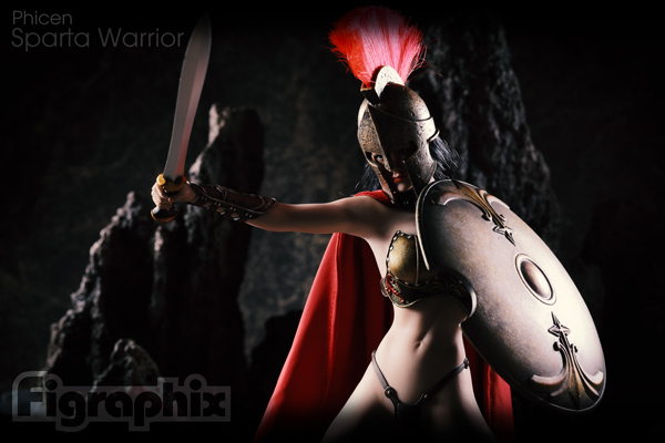 Phicen Spartan Warrior