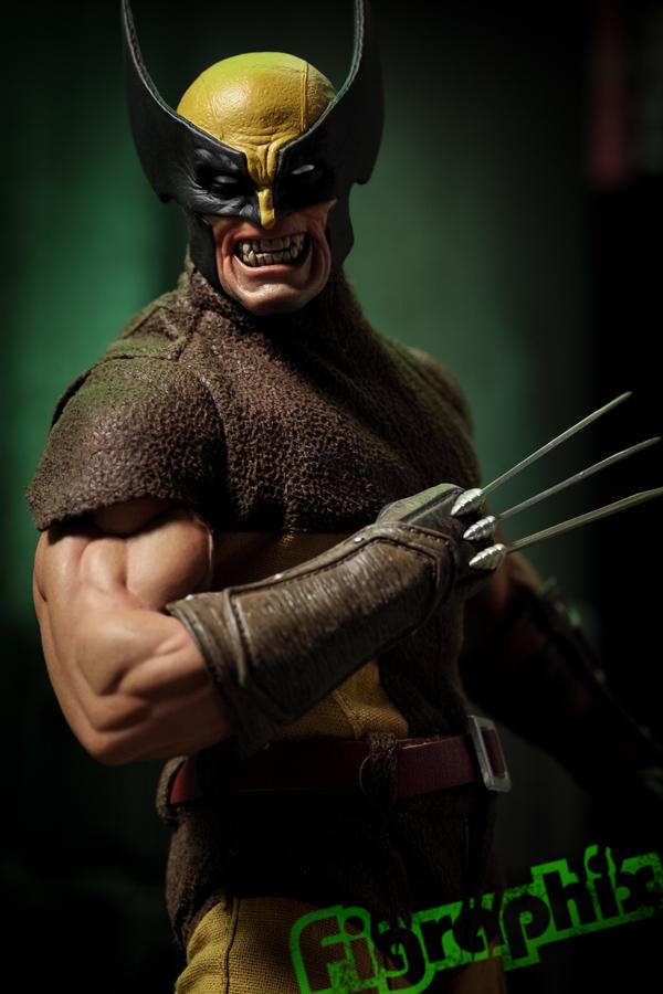 SideShow Wolverine サイドショウ ウルヴァリン
