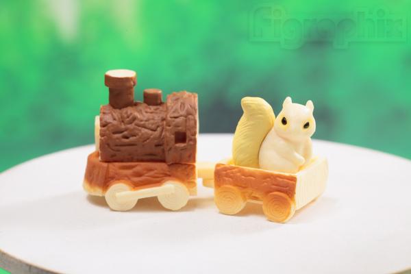 森のおもちゃ屋さん エポック社 ガチャ