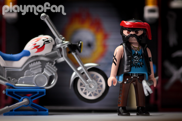 9108 BikeShop PlayBox