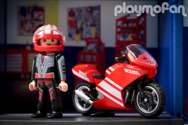 playmobil 5522 SUPER BIKE