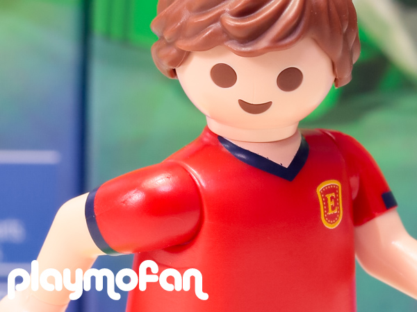 playmobil FIFA WORLDCUP 2018 RUSSIA