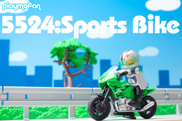 playmobil 5524 Sports Bike