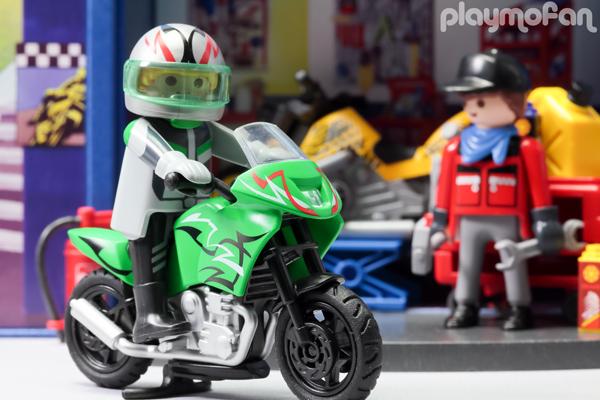 playmobil 5524 Sports Bike