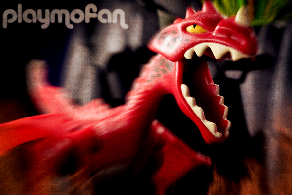 playmobil 5840 Dragon Rock
