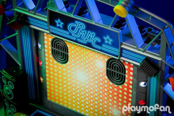 プレイモービル playmobil 5602 PopStars! Stage